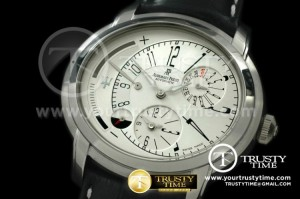 AP0171A - Millenary Reserve/Duo Time SS/LE White Asian 23J Auto