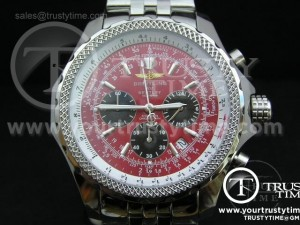 BB001D - Breitling For Bentley Motors SS Red
