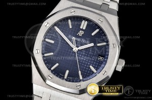 AP0620B - Royal Oak 41mm 15500 2019 SS/SS Blue OMF V2 MY9015