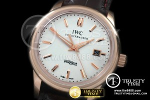 IWC0248A - Ingenuier Vintage RG/LE White A-2824