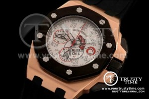 AP0072B - Alinghi Limited Edition RG/LE White - Asia 7750