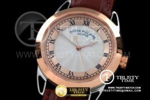 PP0158A - Grand Classics Auto SS/RG/LE Whit/Gold Asian 2824